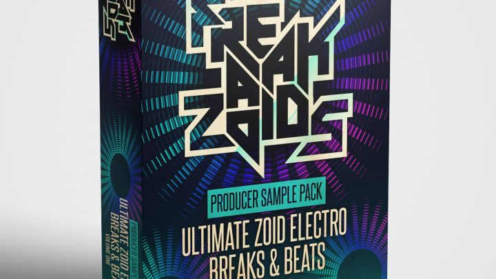 Thrust Recordings – Ultimate Zoid Electro Breaks and Beats Vol 1 – Competition