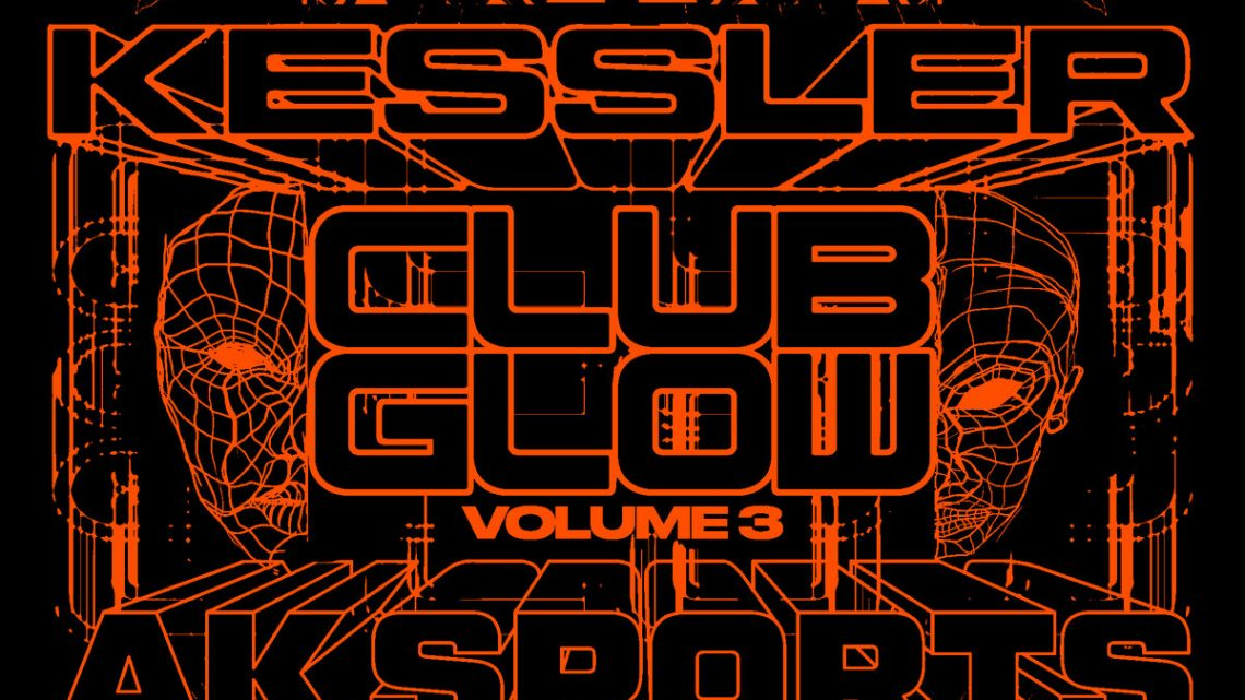 New Rave Tapes Club Glow Volume 3